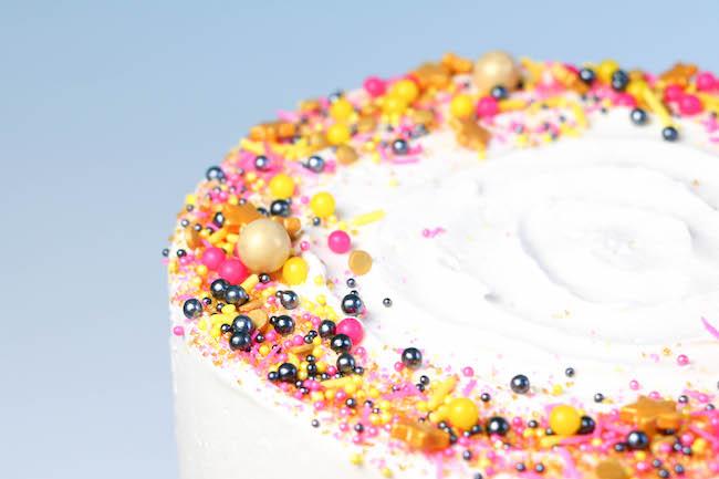 How to Make a Custom Sprinkle Blend | Erin Gardner