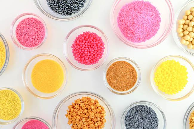Different Kinds of Sprinkles | Erin Gardner