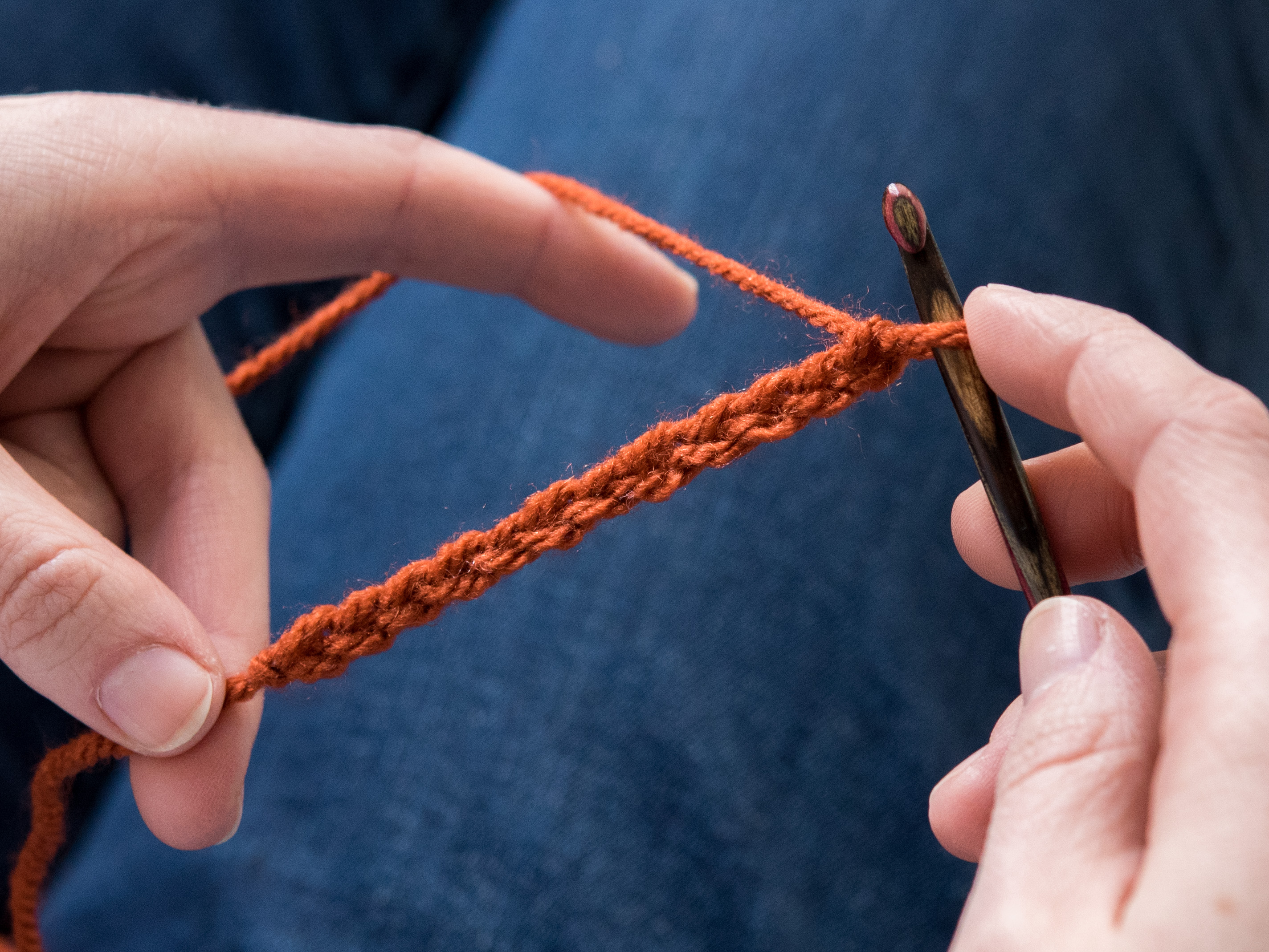 crocheting tutorial