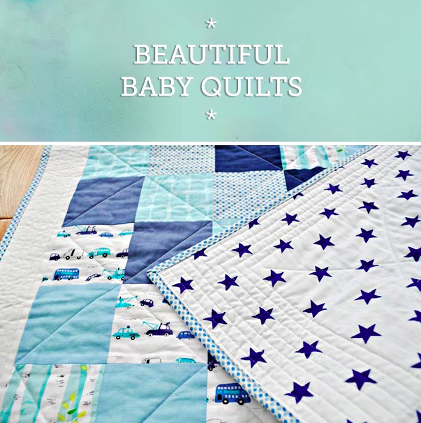 Beautiful Baby Quilts on Bluprint
