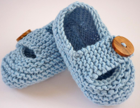 Keelan Chunky Strap Baby Shoes