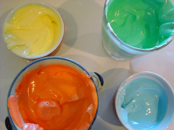 Royal Icing Colors