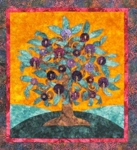 Art Quilt Pattern