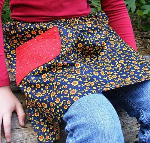 Free Apron Sewing Pattern
