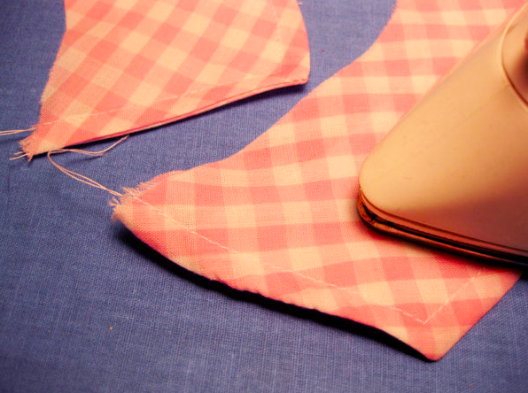 how to sew a perfect collar