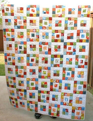 free machine quilting pattern