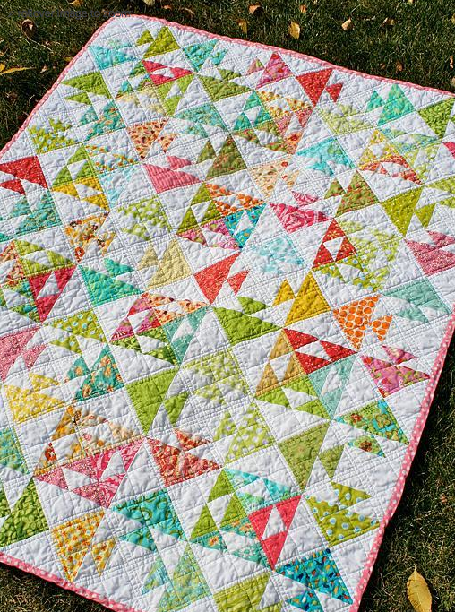kissing fish machine quilt pattern