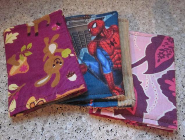 Free Wallet Sewing Pattern