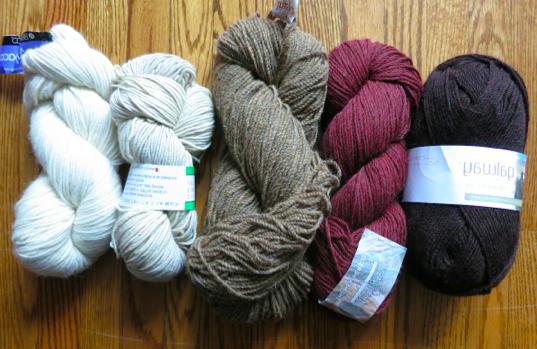 Pretty Yarn Hues