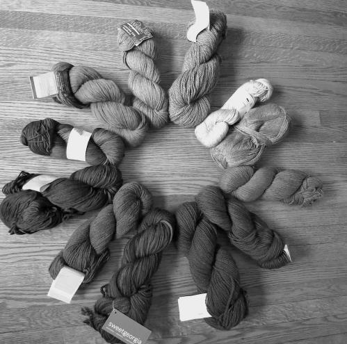 Yarn Colors
