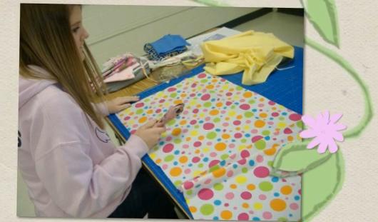High School Quilts with Bluprint Class