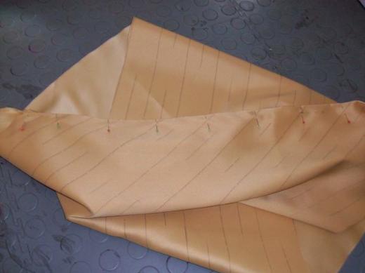 Fabric Tube Method