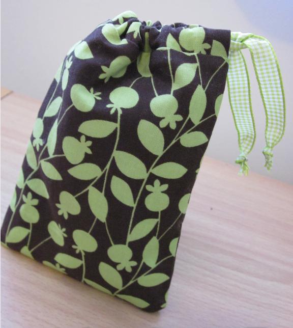 Free Travel Bag Sewing Pattern