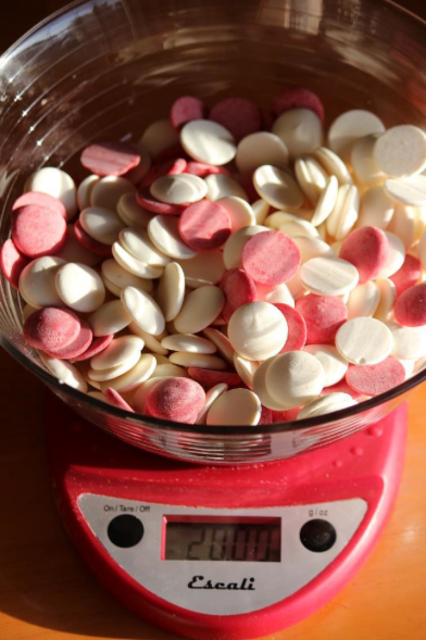 Measure Candy Melts