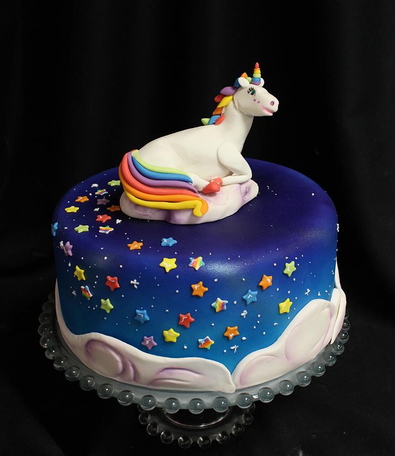 fun cake unicorn cake