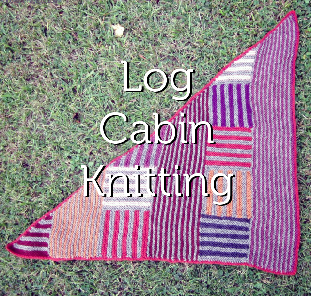 Log Cabin Knitting