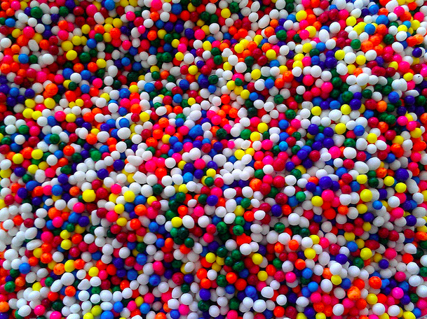 Multi-Colored Mini Sprinkles