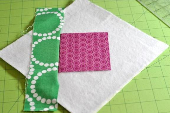 Stitch and Flip Step 3