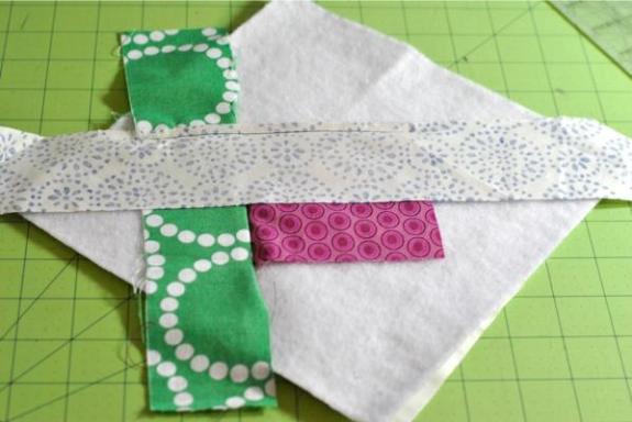 Stitch and Flip Step 4