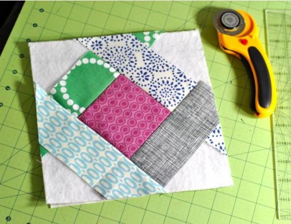 Stitch and Flip Step 5