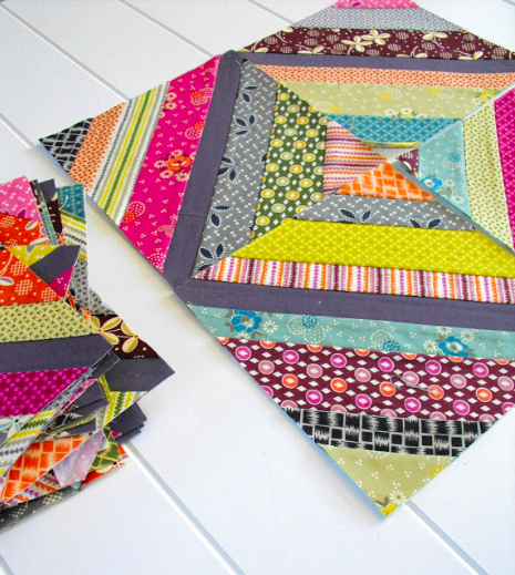 Making String Quilts