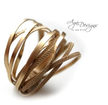 Texture Wire Ring