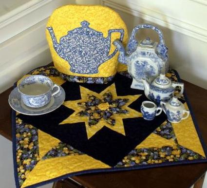 free teapot pattern