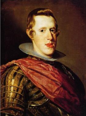 Phillip IV In Armor