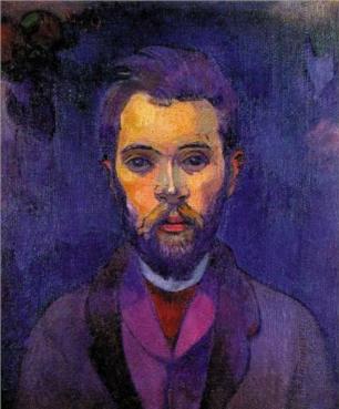 Portrait of William Mollard