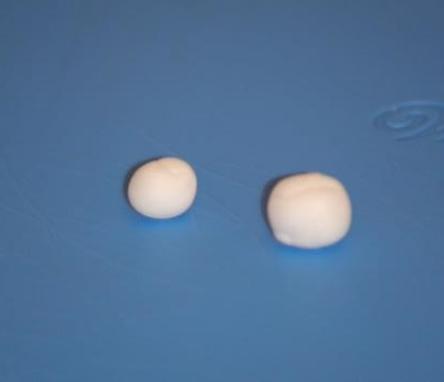 fondant balls