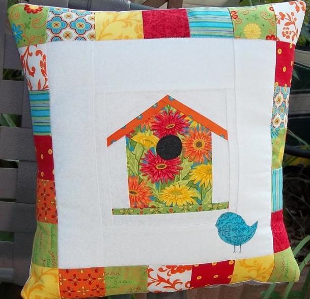 birdhouse pattern
