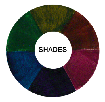 shades color wheel - on Bluprint