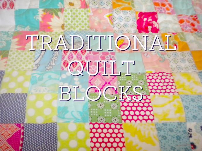 traditional quilt blocks