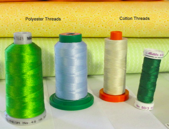 Thread for Machine Embroidery