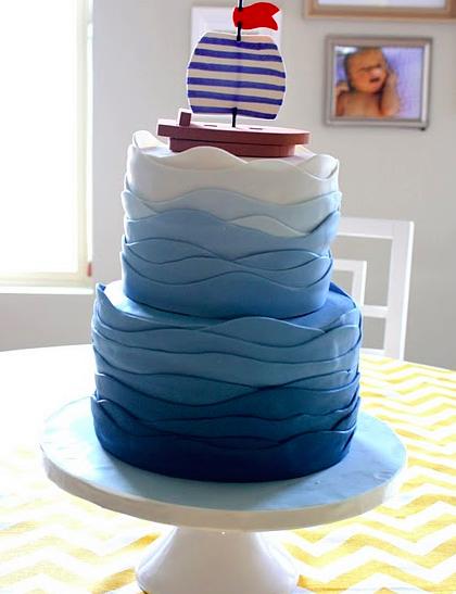 nautical cakes