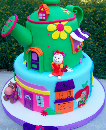 children's book cakes