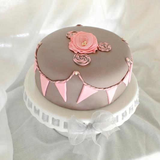 twine cake