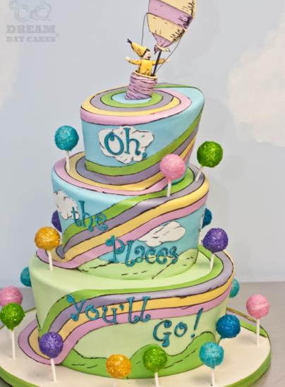 go cake