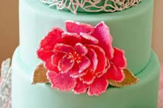 cake embroidery