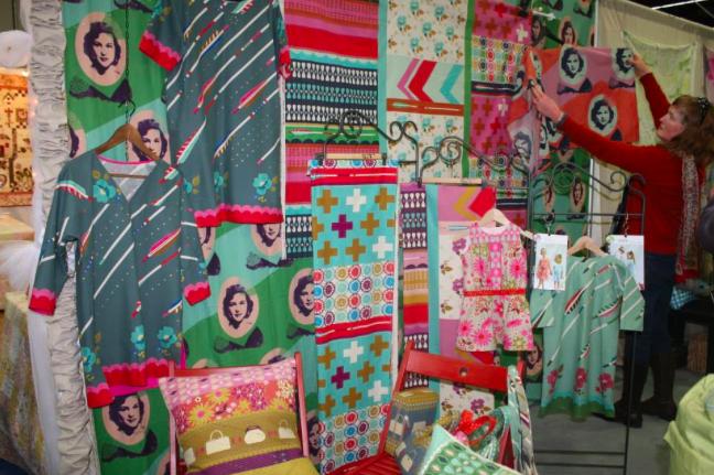 modern quilt fabrics
