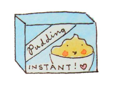 pudding method