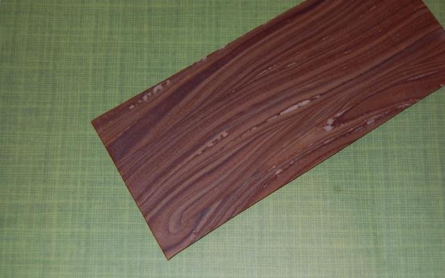Fondant Floorboard