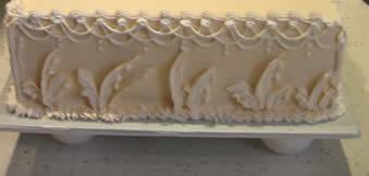 Leaf Tip Cake