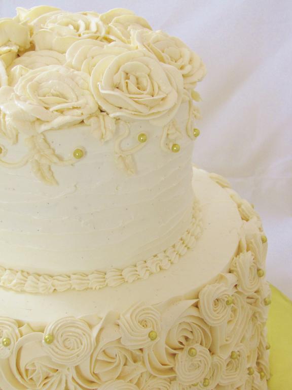 Rose Tip Cake