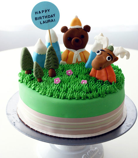 forest cake
