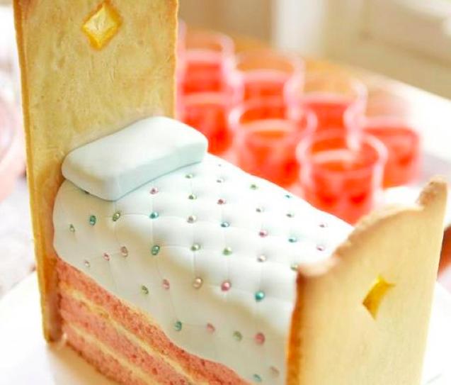 pea cake
