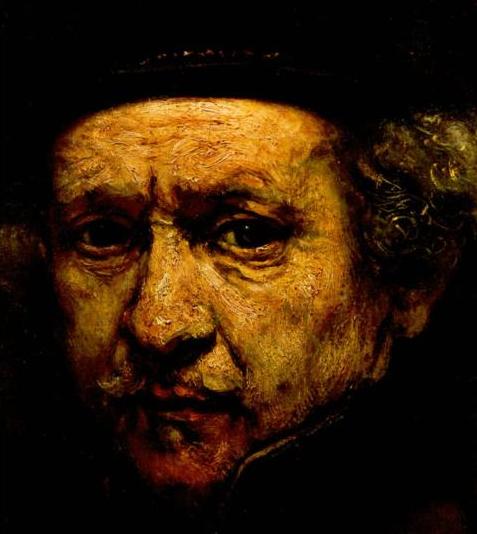 Rembrant: Impasto Painting