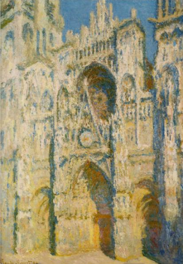 Vincent Van Gogh: Impasto Cathedral Painting