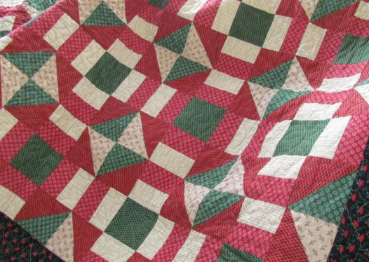 christmas dash quilt