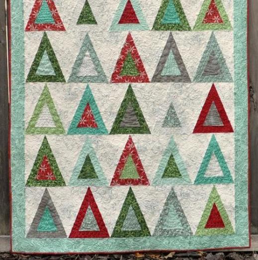 evergreen quilt